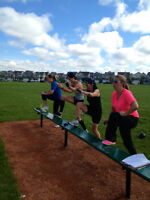 Outdoor Total Body Bootcamp