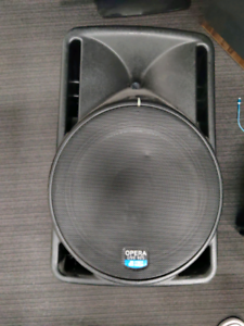 470W POWER AMP SPEAKER Kings Cross Inner Sydney Preview