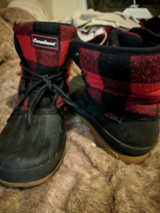 Mens winter boot