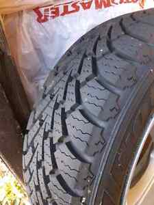 """Like new! 4 Goodyear Nordic Winter Tires 16"""""""