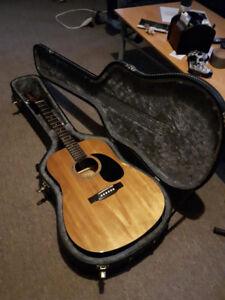 Beaver Creek Acoustic Guitar w/case
