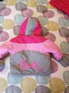 Girl snow suit with mittens Gatineau Ottawa / Gatineau Area image 3