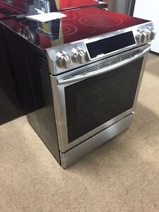 Samsung stainless steel stoves