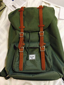 Herschel little America backpack mint condition