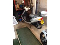 Starway 50cc moped