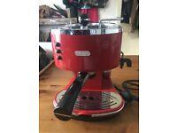 De'Longhi Icona pump expresso machine