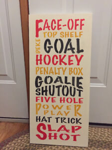 Great gift for the Hockey Lover!