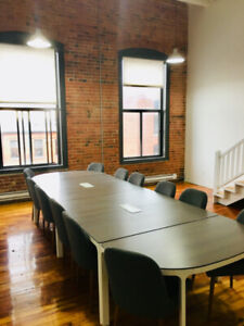 Virtual Office - Trendy address near downtown for your company !