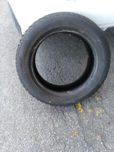 Un pneu hiver