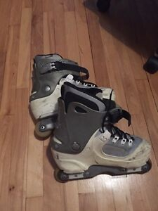 Patins de rampe Salomon