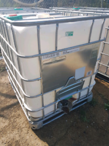 1000L Water Totes-Will deliver in London Area