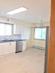 3 bedroom renovated upper level  15 mins from downtown Vancouver