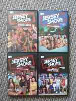 Jersey Shore Uncensored Seasons 1,2,5,6