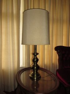 Brass Table Lamps