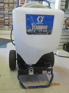 Graco RTX 1500 Texture Sprayer For Sale