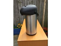 Thermal Pump Flask for drinks, catering etc