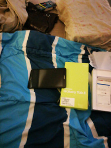 For sale Samsung Galaxy TabE new