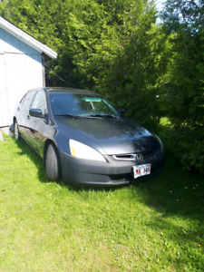 2003 Honda accord v6 parts
