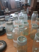 Vintage jars,  bottles, collectibles plus 1000 booths to explore Cambridge Kitchener Area Preview