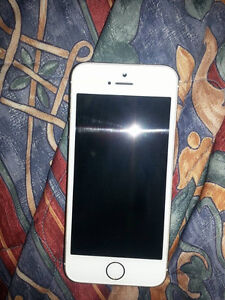 iPhone 5S 16GB Rogers perfect condition