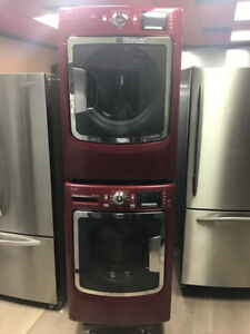 "27"" MAYTAG MCT FRONT LOAD WASHER/DRYER SET"