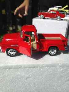 1955 Chevy Stepside  Scale 1/32