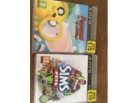 Adventure Time & The Sims 3 Pets for PS3