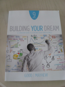 Textbook-Small Business Operations-ENTR2010-Building Your Dream