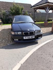 BMW 323i mtech