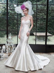 Brand new Maggie sottero wedding dress size 8