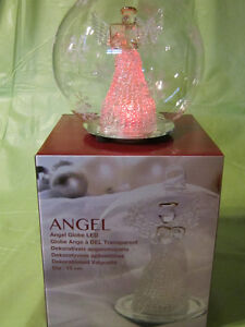 Lighted angel