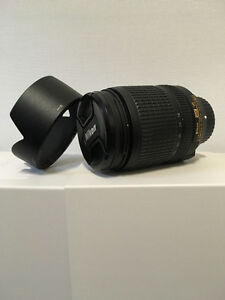 Nikon mint condition 18-140mm lens