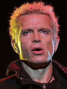 Tickets for Billy Idol & Steve Stevens - March 25 @ 8PM @ QET