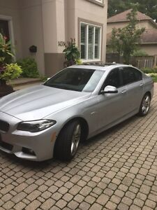 2015 BMW 5-Series X-Drive Reduced