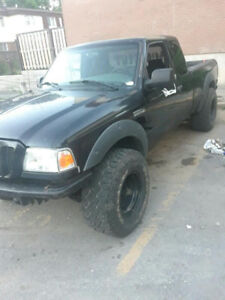 2006 Ford Ranger 4x4 Low Kms