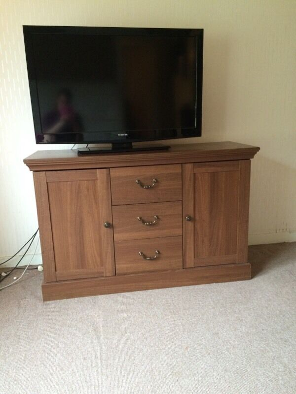 tv stand in broxburn west lothian gumtree. Black Bedroom Furniture Sets. Home Design Ideas