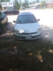 2000 Dodge Neon good shape for year