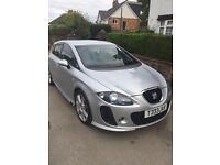 Seat Leon btcc factory fitted kit