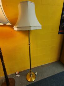 Floor free standing lamp £15