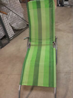 Patio Lounger - Chaise longue