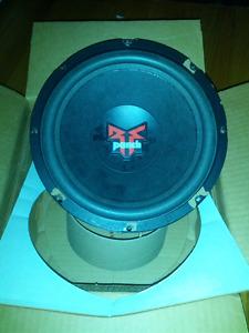 """Rockford fosgate   punch 10"""" speaker 4 ohms for cars"""