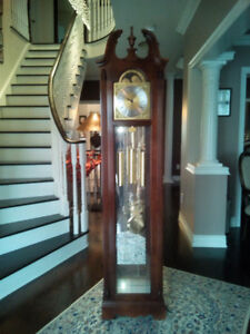 Grandfather Clock - Howard Miller
