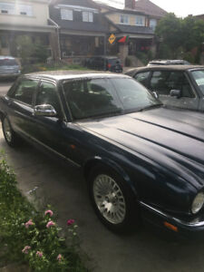 1996 Jaguar XJ6 vanden plas Sedan