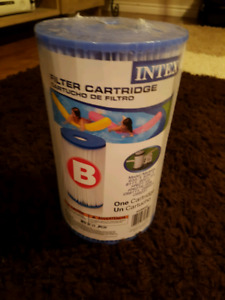 Size B Intex Pool Filters