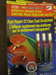 Dupont Pro-Fusion Color Car Clear Coat Scratch Repair Stick - 3 Kitchener / Waterloo Kitchener Area image 7