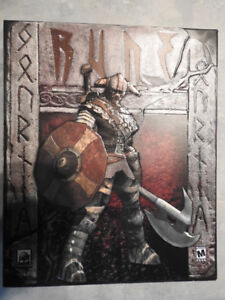 Rune PC Game NEW in box