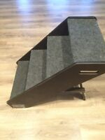 Pet stairs case