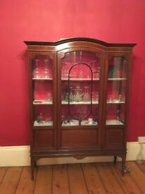 Glazed Display Cabinet