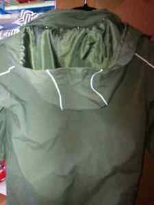 Boys cloths size 4: 3 pj's 1 hoodie.  1 jacket London Ontario image 3