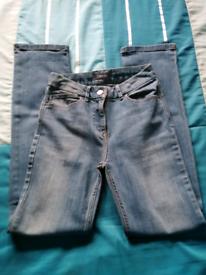 M&S straight leg jeans-New!